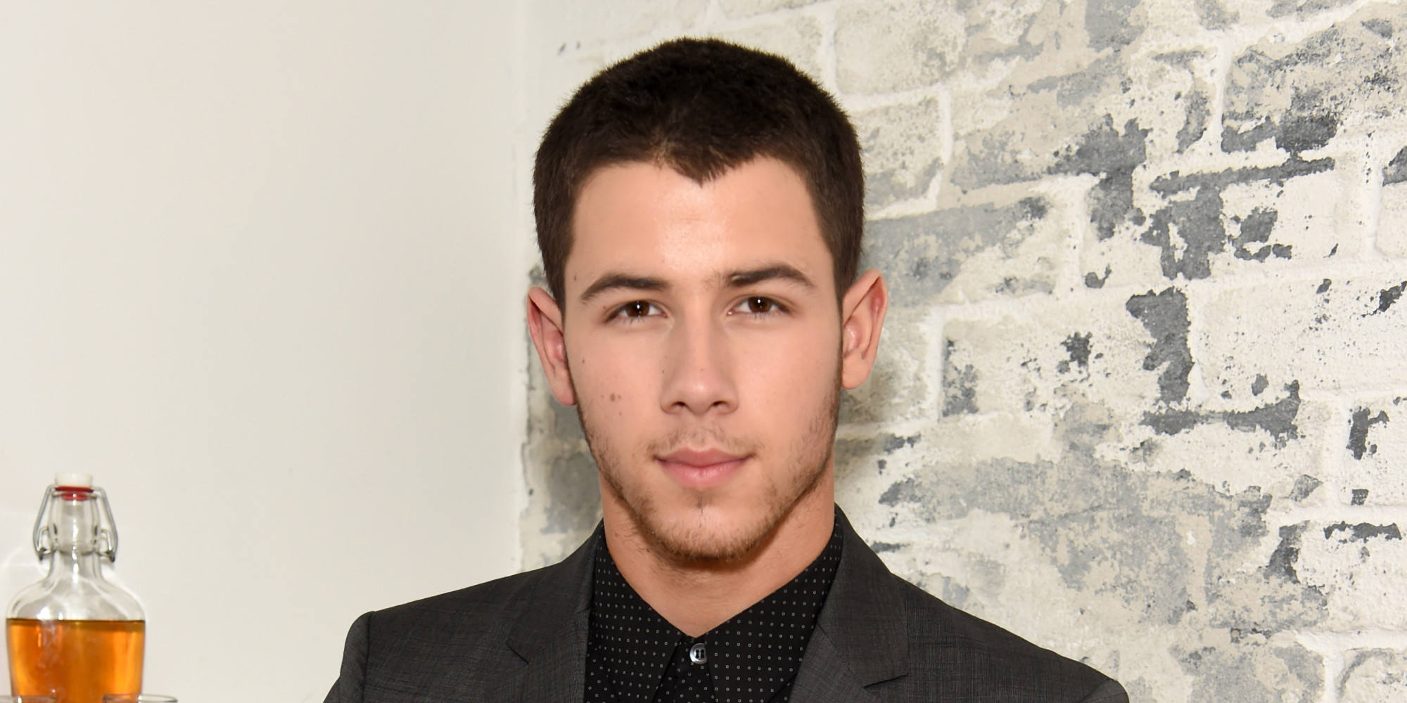 NEW YORK, NY - SEPTEMBER 16:  Nick Jonas celebrates his birthday at Queen of The Night at The Paramount Hotel on September 16, 2014 in New York City.  (Photo by Jamie McCarthy/Getty Images for Queen of the Night)